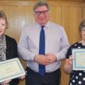 ESHT celebrates joint winners of monthly staff award thumbnail image