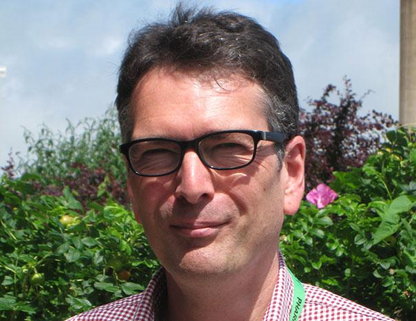 Simon Badcott, Chief Pharmacist