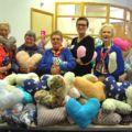 Heart shaped pillows help Post-Mastectomy patients thumbnail image
