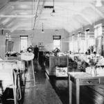 St. Helen's Hospital ward - 1964