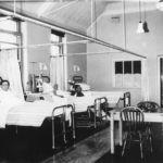 St Helen's Hospital ward - 1964