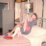 St. Helen's Hospital ward - 1965
