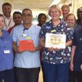 Quarterly 'Clean Care Award' winners announced thumbnail image