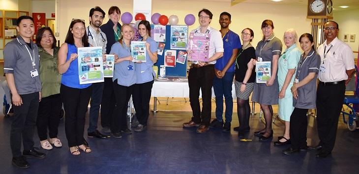 Eastbourne DGH Endocrinology team