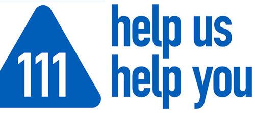 NHS 111 - help us help you
